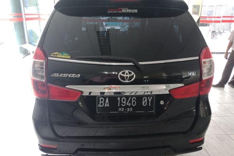 Toyota Grand New Avanza 1.3 g Mt