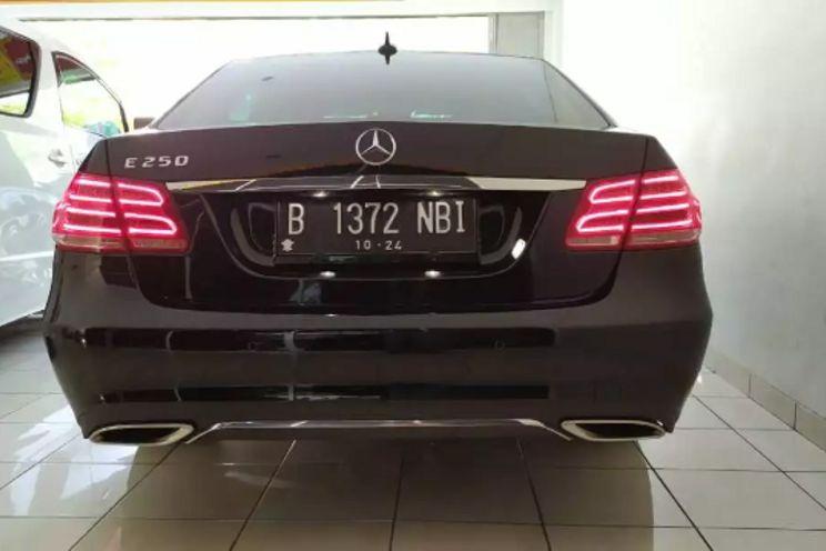 Mercedes E250 Cgi Cabrioelet At