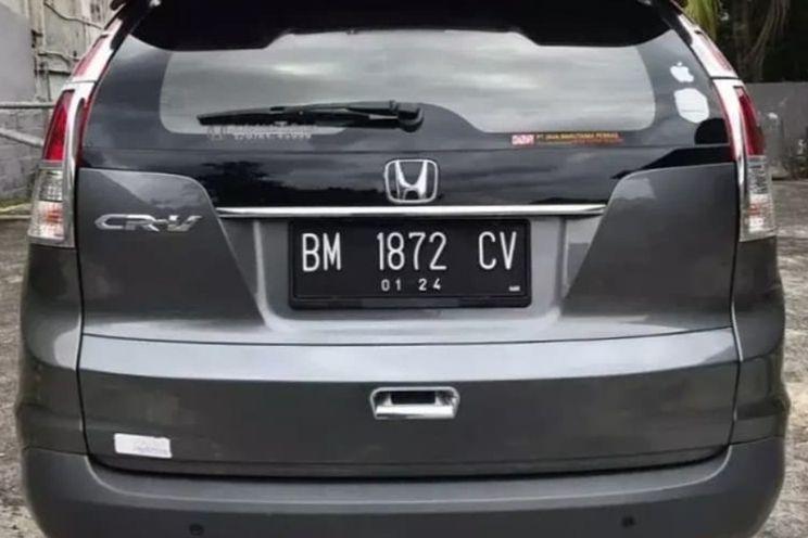 Honda Cr-v 2.0 Mt