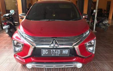 MITSUBISHI XPANDER 1.5 ULTIMATE AERO AT