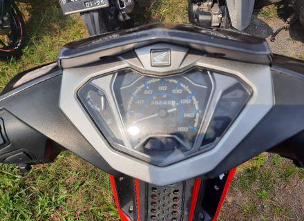 Honda New Supra X 125 Cw