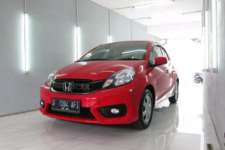 Honda Brio Satya 1.2 e Cvt