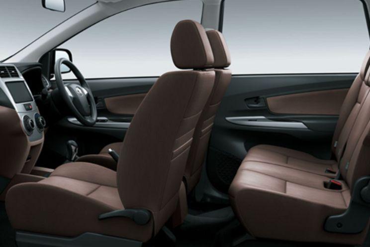 Toyota Avanza 1.3 e Std A/T