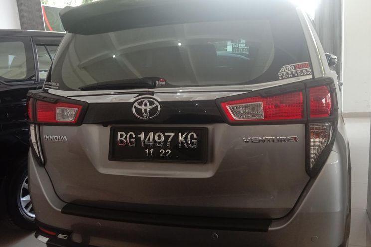 Toyota Venturer 2.4 Dsl