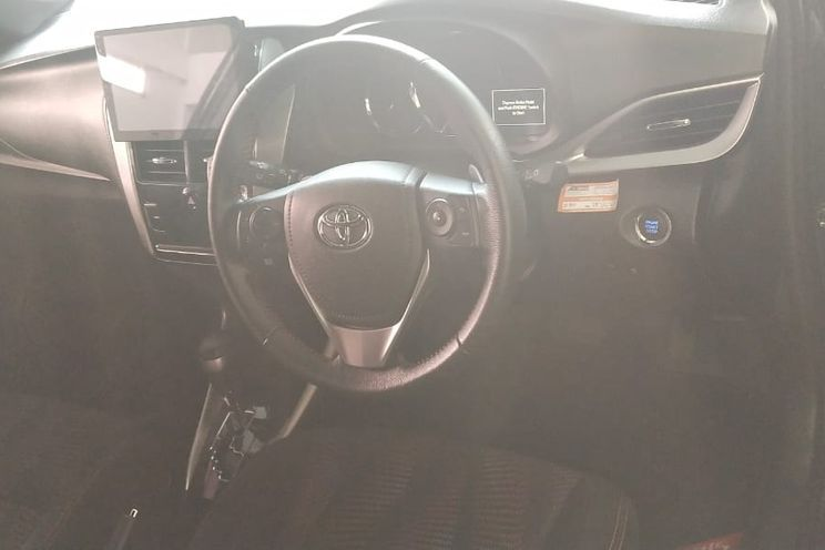 Toyota Yaris Heykers 1.5cvt