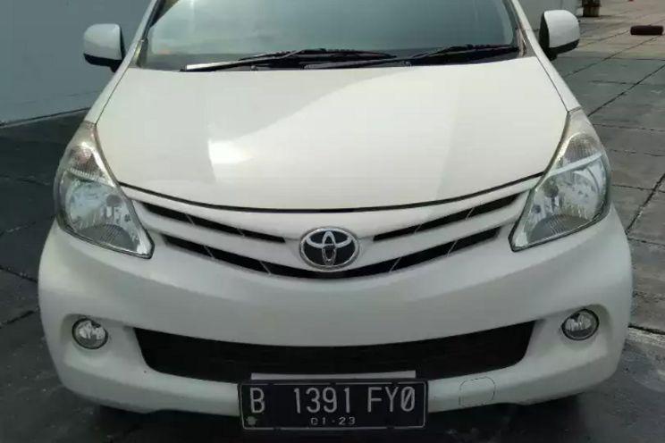 Toyota Avanza E 1.3 A/t