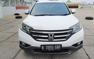 HONDA ALL NEW CR-V PRESTGE A/T