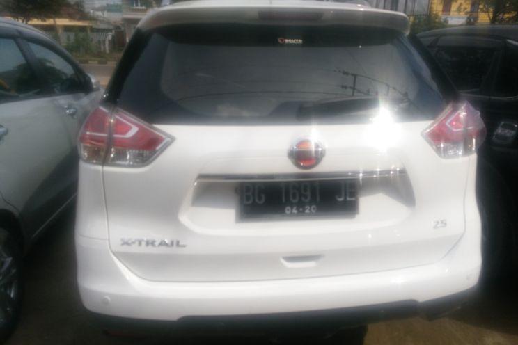 Nissan x Trail 2.0 At Cvt