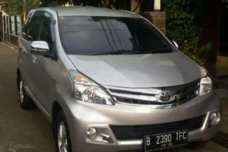 Toyota New Avanza g 1.5 Mt