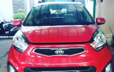 KIA ALL NEW PICANTO MT