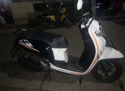 HONDA NEW SCOOPY RETRO