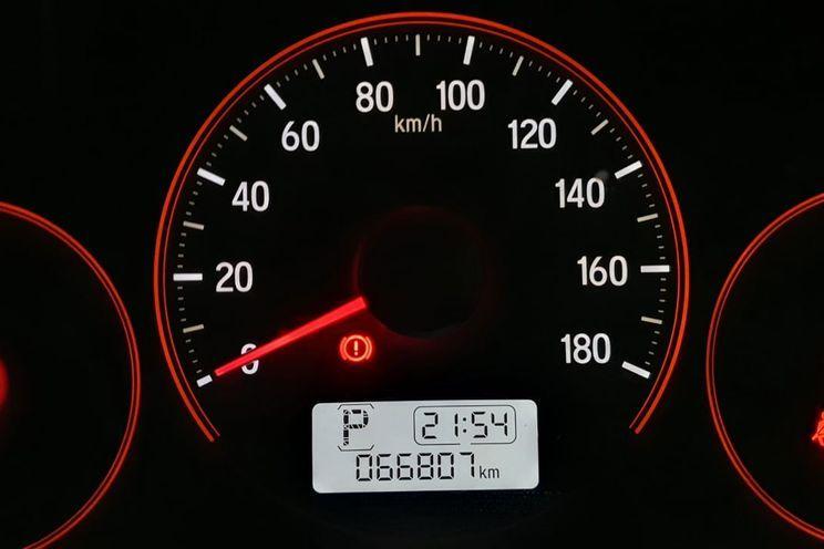 Honda Brio 1.2 Rs Cvt