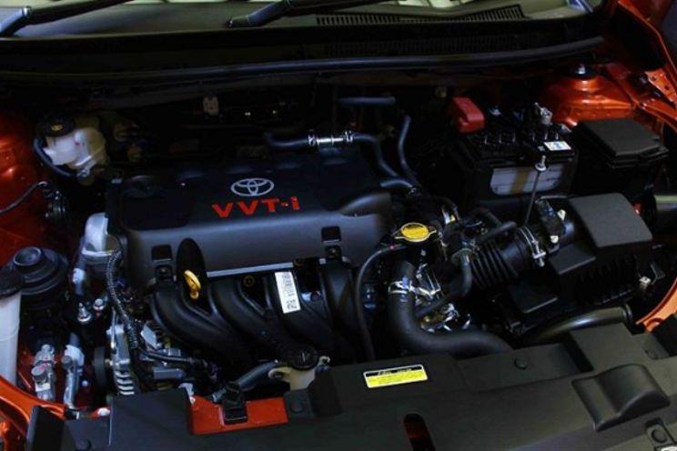 Toyota All New Yaris G M/t