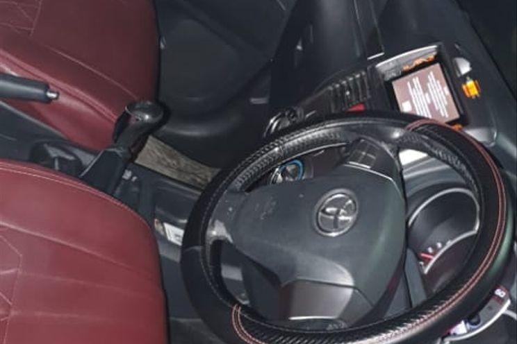 Toyota Rush s 1.5 Spt Ult