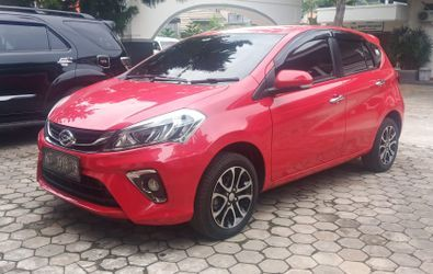DAIHATSU SIRION ALL NEW 1.3 AT