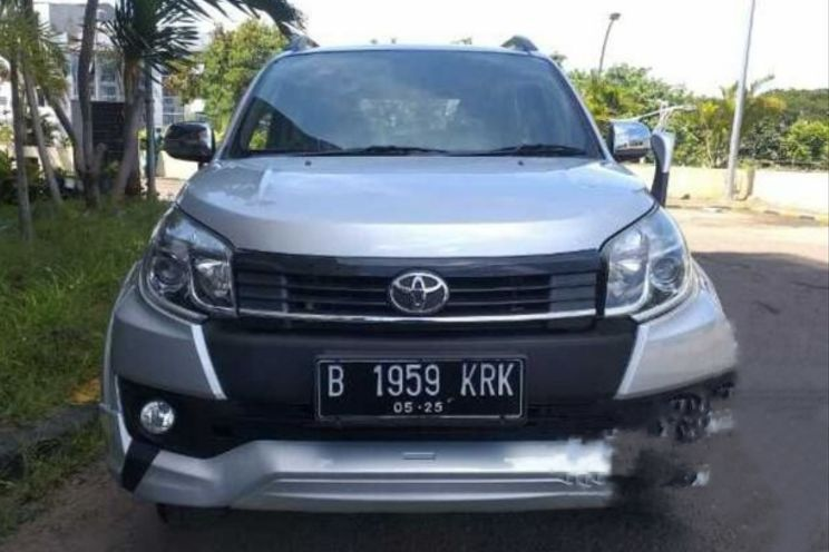 Toyota New Rush 1.5 Trd Spt At