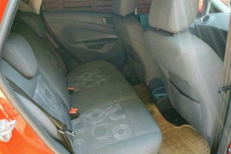 Ford Fiesta 1.4 At Trend