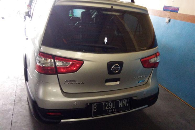 Nissan Livina X-Gear 1.5 M/T