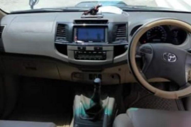 Toyota Fortuner g 4x2 Trd Vnt Mt