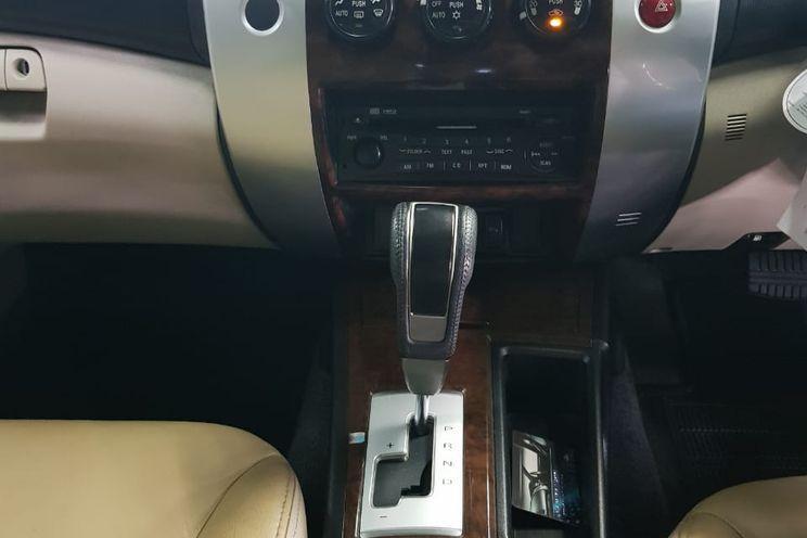 Mitsubishi Pajero Spt Exc 2.5