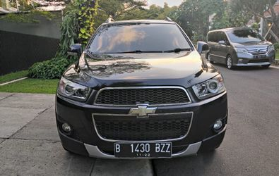 CHEVROLET CAPTIVA CAPTIVA DIESEL AT