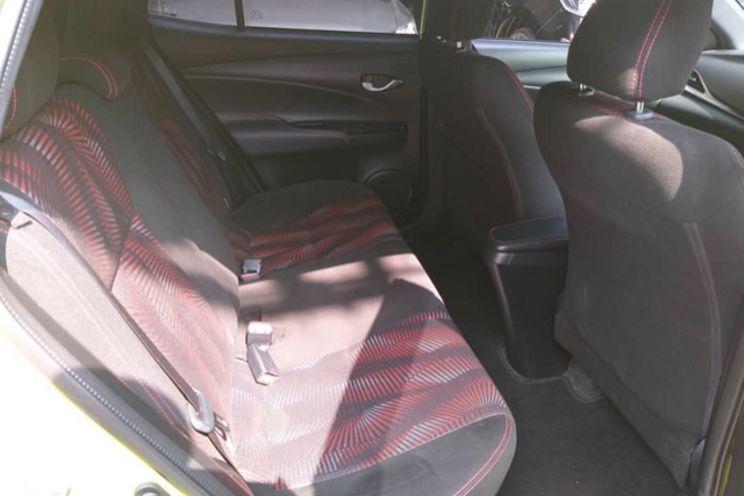 Toyota New Yaris 1.5 Sl At Trd
