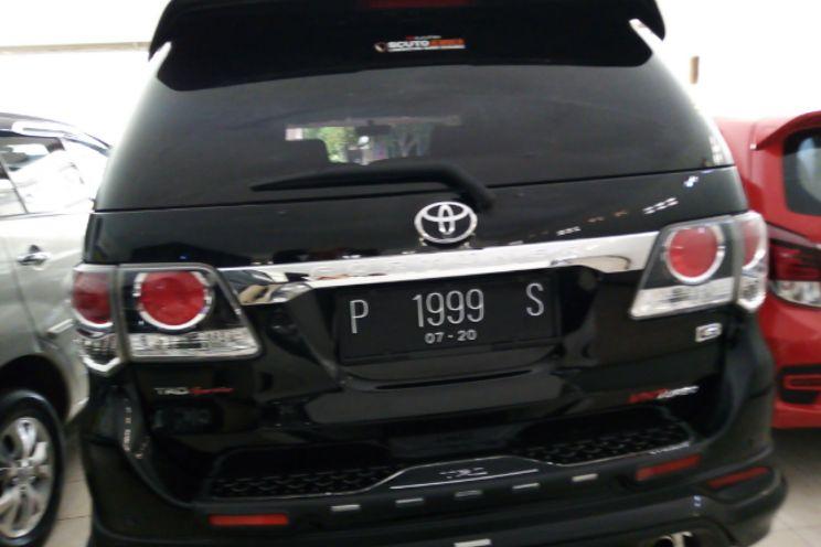 Toyota Fortuner Trd Sport 2.5l 4x2 g M/T