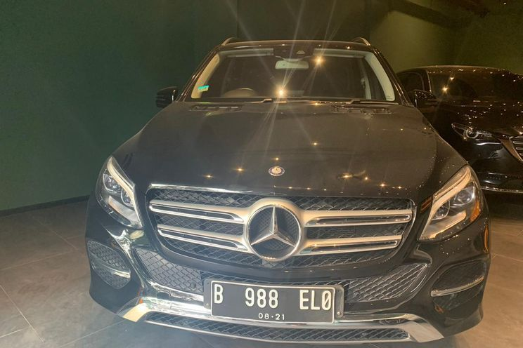 Mercedes Gle 400 3.0 At Ckd
