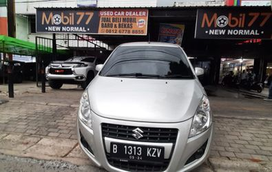 SUZUKI NEW SPLASH 1.2 A/T