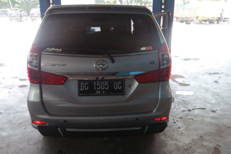 Toyota Grand New Avanza g At