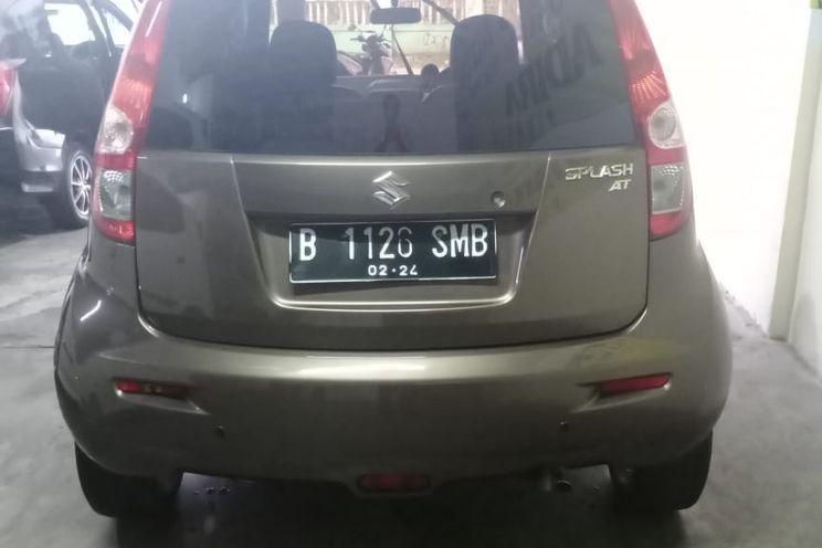 Suzuki Splash Gl At