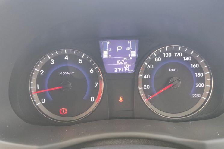 Hyundai Grand Avega A/T