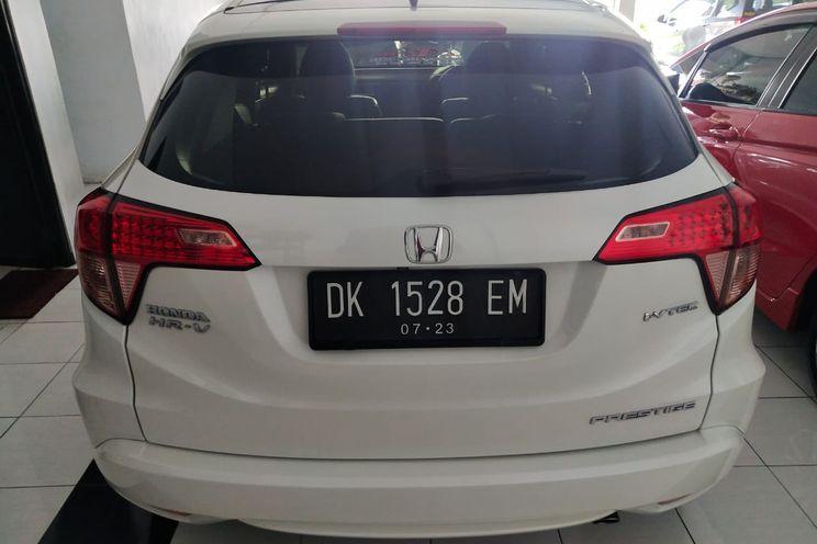 Honda Hrv 1.8e Cvt Prs Mmc