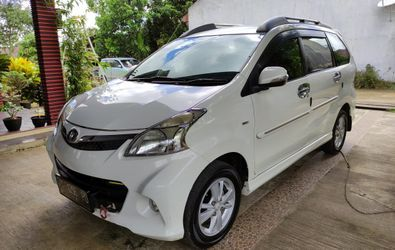 TOYOTA GRAND NEW AVANZA VELOZ GMT