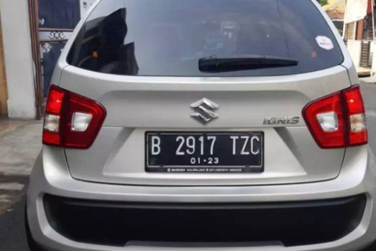 Suzuki Ignis 1.2 Gl