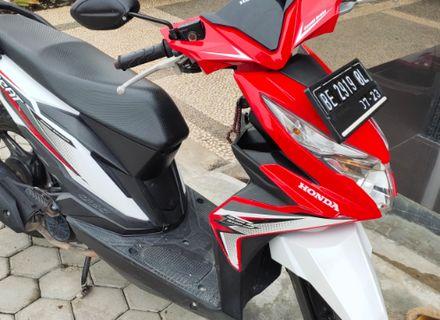 Honda Beat Fi Sporty Cbs Iss