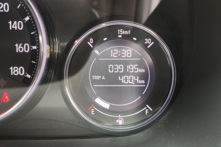 Honda Br-v Cvt Prestige