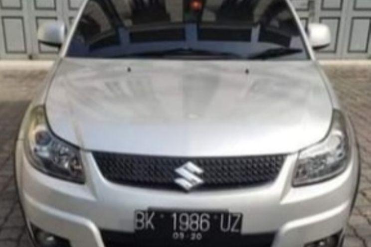 Suzuki Sx4 x Road 1.5 A/T