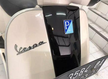 PIAGGIO VESPA LX 125 CARBU