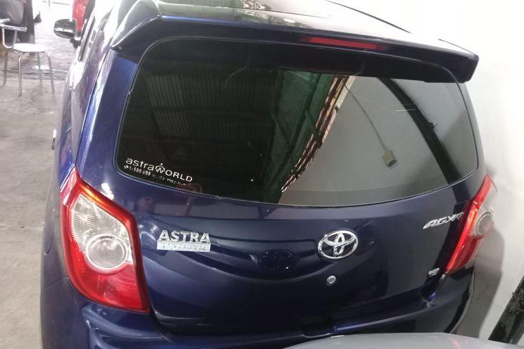 Toyota Agya 1.0 e At