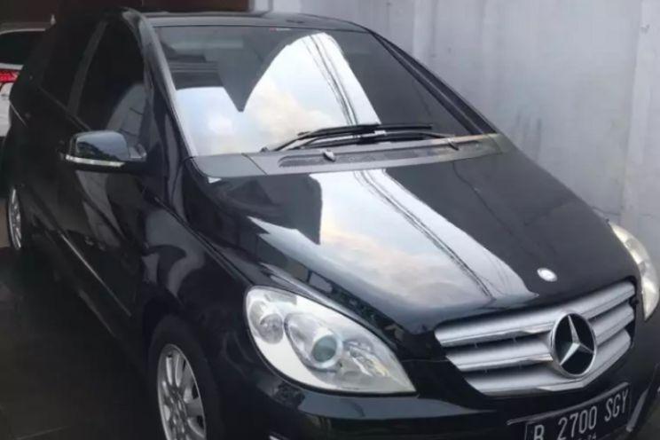 Mercedes Mercy B170 At