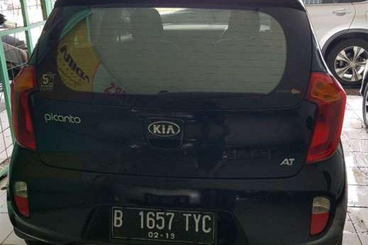 Kia Picanto Se At Std
