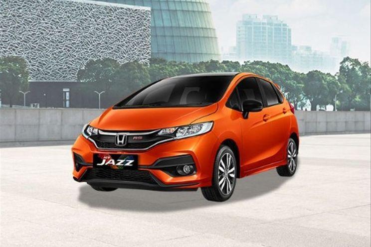 Honda Jazz Ge8 1.5s Mt