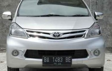 TOYOTA NEW AVANZA G 1.3 AT