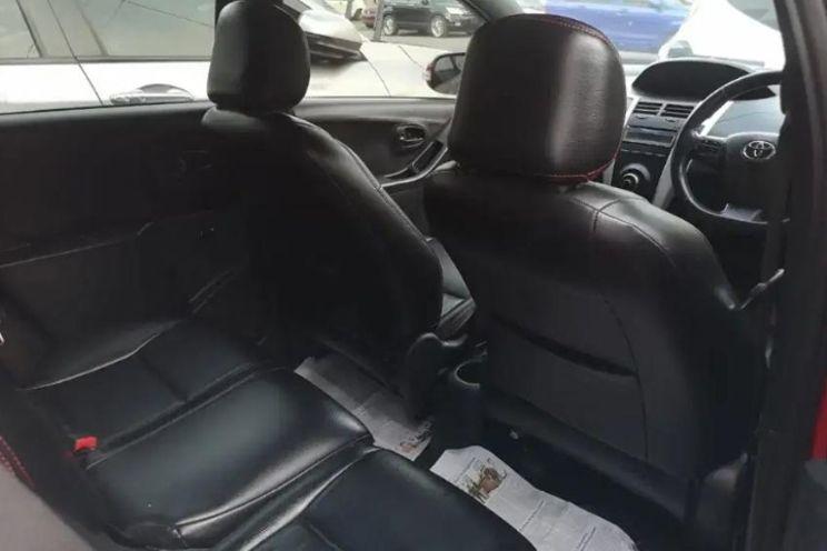 Toyota New Yaris 1.5 Trd Spt