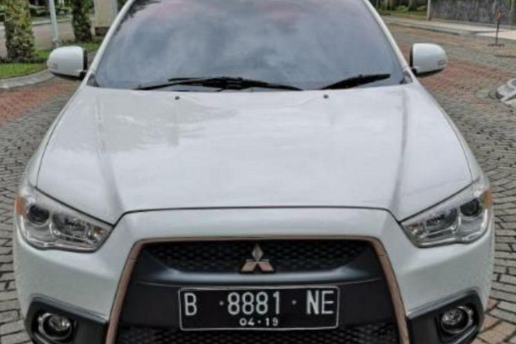 Mitsubishi Outlander Sptgls 4x2 At