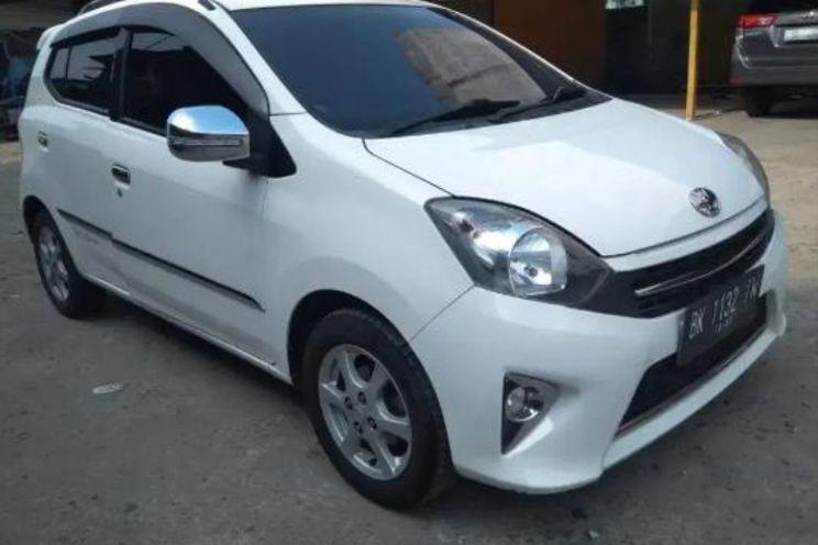 Toyota Agya A/T