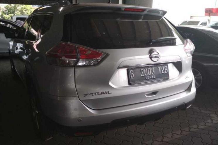 Nissan New X-Trail 2.5 Cvt