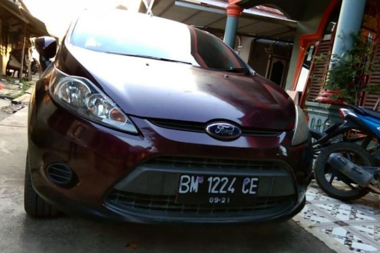 Ford Fiesta 1.4 Mt Style