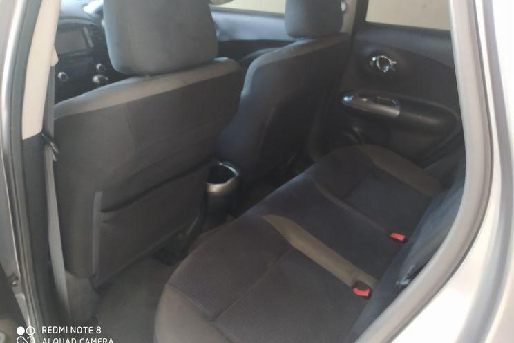 Nissan Juke Cvt Rx At